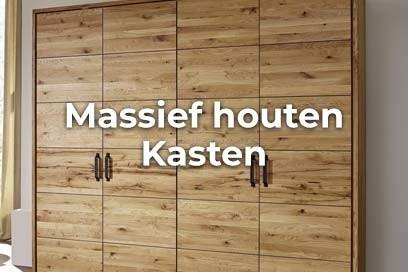 Massief Houten Wandkast.Massief Houten Kledingkasten