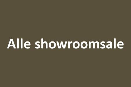 Alle showroomsale
