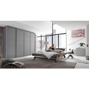 Factory-Line - Acacia Houten bed - Bloc 16 / Stabil / Inca