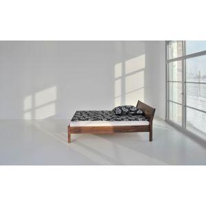 Massief houten design bed Villa