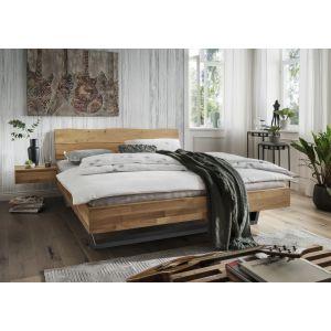 Ledikant - Slide - Massief eiken of beuken - Home collection- Home collection