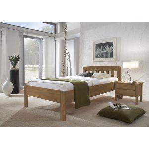 420 comfort - Massief beuken of wildeiken bed