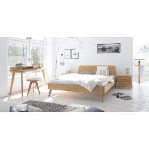 Oak Bianco houten bed Modul / Masito / Edda