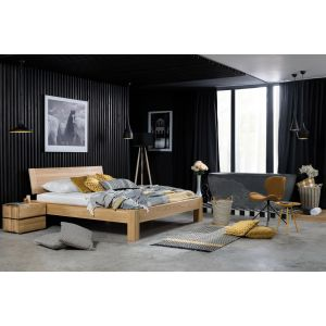 Select Premium System - Massief houten bed in eiken of beuken