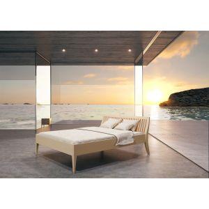 Geolied houten bed Jolina van Luna Design