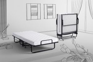 Vouwbed Mesh