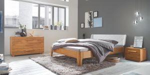 Oak-line Massief eiken bed Modul 18 / Xylo / Gabo