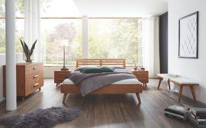 Oak-line Massief eiken bed Modul 18 / Soleo / Masito