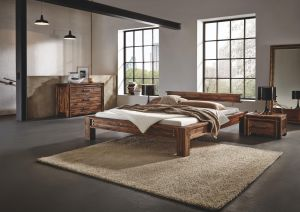 Factory-Line - Acaciahout - Bed SanLuca