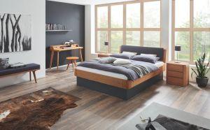Oak-Line Eiken bed Modul 18 / Practico-Ron Box / Varus