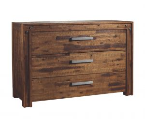 Factory-Line - 3 Laden commode - Acaciahout - Rivera