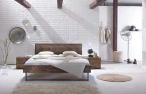Factory-Line - Acaciahout - Bed Loft 18 / Indus / Ronna
