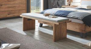 Oak-Vintage - Bedbank - Massief eiken - Resto