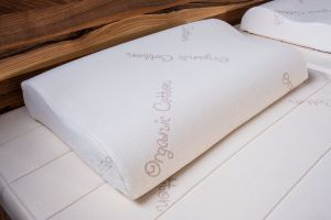 Auraletto Organic latex hoofdkussen Dream MEDIUM