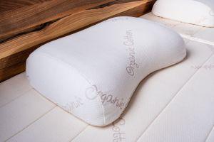 Auraletto Organic latex hoofdkussen Orthopedic MEDIUM