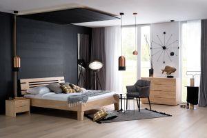 Classic - Massief beukenhouten bed
