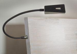 Bedlampjes - Smart zwart - 2 stuks