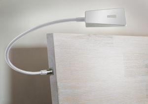 Bedlampjes - Smart wit - 2 stuks