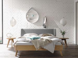 Oak-Bianco Eiken bed Modul 18 / Masito / Boga