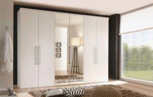 Draaideur kledingkast - Horizont 100 - 6 deurs - 3 units