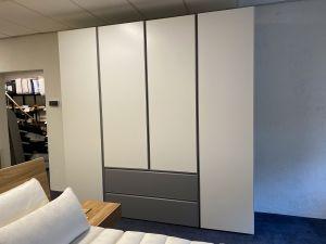 Showroommodel - Gola draaideur kledingkast met laden module