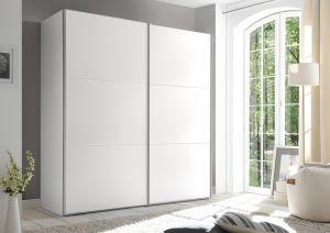 Schuifdeur kledingkast Includo - 2 deurs - Compleet interieur