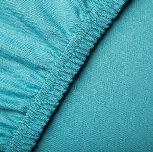 Topperhoeslaken Jersey stretch - Bella donna - Kleur naar keuze!