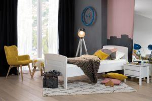 430 comfort - Massief beuken of wildeiken bed
