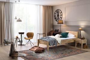 450 comfort - Massief beuken of wildeiken bed