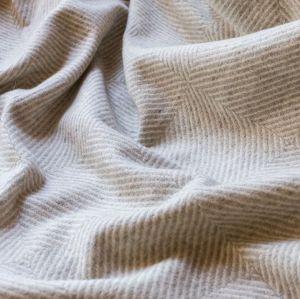 Merilin deken- 20% Linnen + 80% Merinowol - Zomerdeken, extra koel