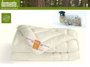 Lhasa Duo DeLuxe winterdekbed 140x220 100% Merino wol