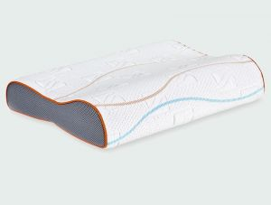 Wave Pillow M Line 13cm hoofdkussen