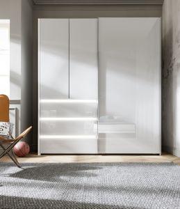 Draai/zweefdeur kledingkast - Concept me 320 - 3 deurs - 3 Laden - 2 units