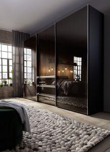 Draai/zweefdeur kledingkast - Concept me 320 - 4 deurs - 3 Laden - 3 units