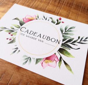 Cadeaubon - Kok Bedden