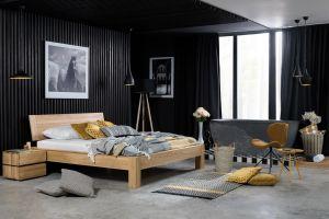 Select Premium System - Massief houten bed in eiken of beuken