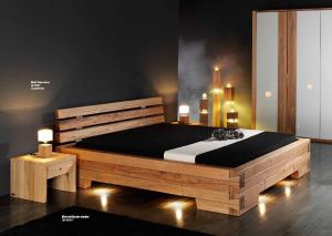Geolied eiken bed Surselva