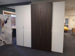 Showroommodel - draaideur kledingkast Concept ME 230 - met opbergdeuren