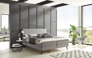 Home Collection - X02 -  Complete Boxspringset - Vlak