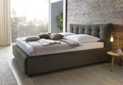Gestoffeerde bedden