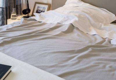 Katoenen dekens
