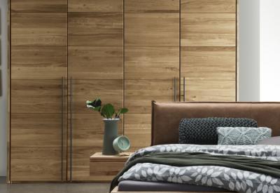 Massief houten kledingkasten