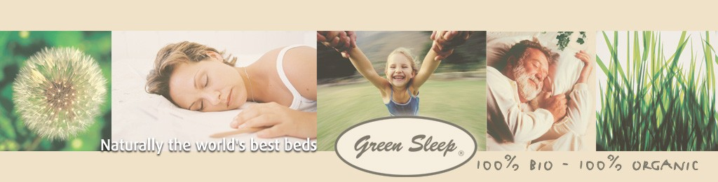 Green Sleep latex matrassen