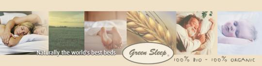 Green Sleep Logo