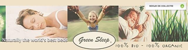 Green Sleep collectie