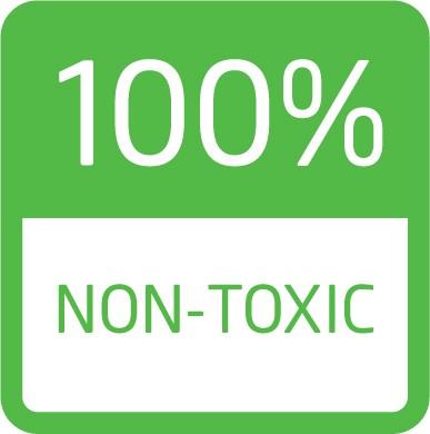 100% Non Toxic