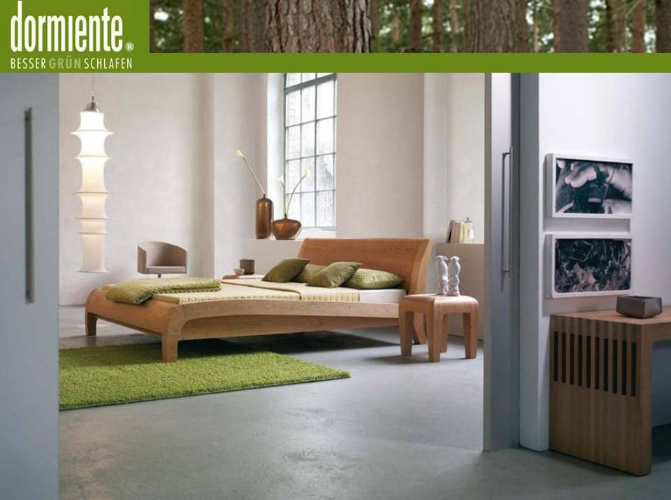 Dormiente bedden - Massief houten platform bed ...