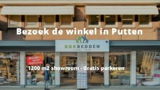 Showroom Kok Bedden in Putten